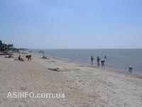 Солнышко. Азовское море.