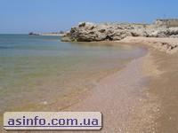 Курорты Азовского моря Крым