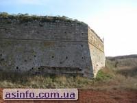 Арабатская крепость. Фото дня