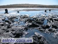 Озеро Чокрак. Лечебная грязь