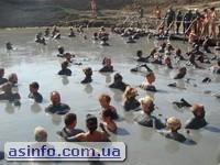 Фото: грязевые ванны на Азове