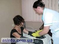 Грязелечение в Бердянске