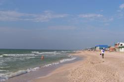 Курорт на азовском море кирилловка