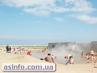 Радоновый источник. Азовское море