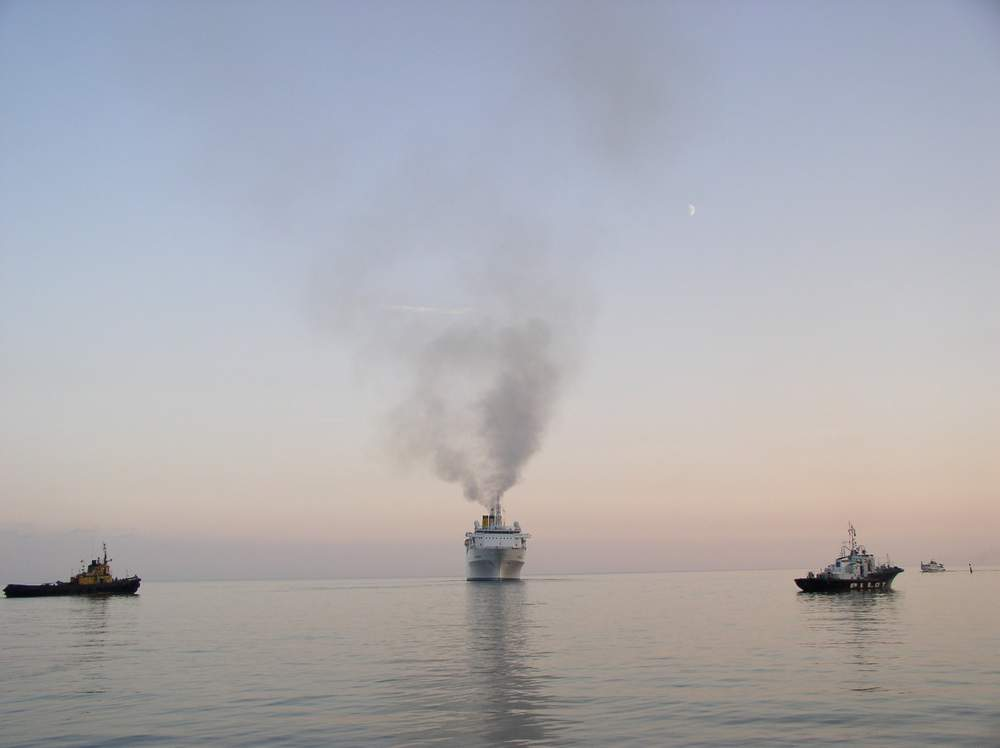 Ялтинская гавань