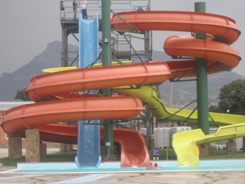 Аквапарк в Судаке