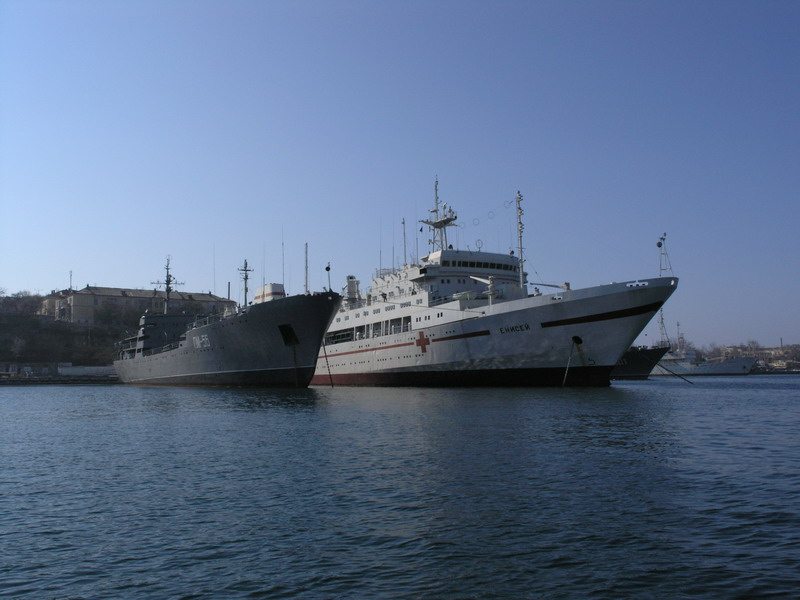 Севастополь. ВМФ России