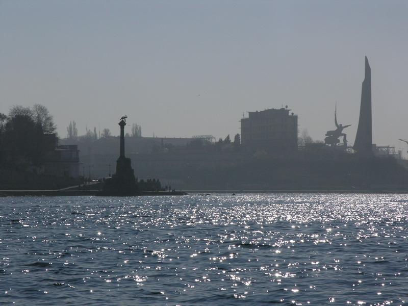 Севастополь. Городская набережная