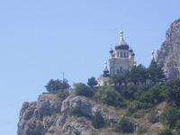 Форосская церковь. Фото дня