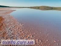 мыс Опук. Кояшское озеро. Фото дня
