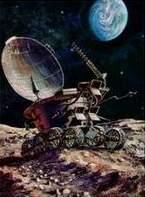 автоматический космический комплекс Луноход-1