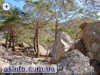 Палаточный городок Инжир. Мыс Айя. Крым