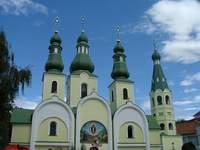 Церковь в Мукачево. Фото дня