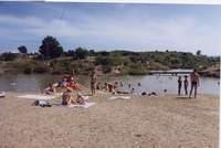 Солотвино. Озеро Кунигунда