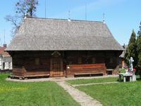 Свято-Николаевская церковь. Карпаты. ASINFO