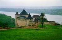 Хотинская крепость. Туристический портал ASINFO