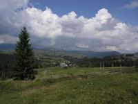 Яблуницкий перевал. Фото дня