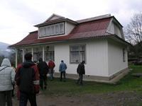 Музей Кумлика. Верховина