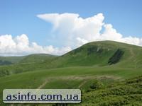 Горные восхождения в Карпатах