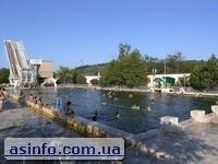 Термальный бассейн Берегово