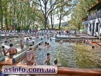 Термальный бассейн в Косони