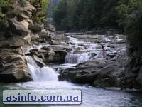 Водопад Пробой. Яремче