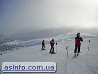 Отдых Карпаты горные лыжи