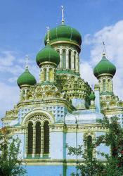 Храм в с.Белая Криница. Карпаты. ASINFO