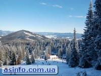 Зимний отдых в Карпатах