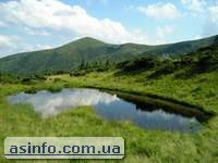Озера Карпат