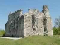Середнянский Замок
