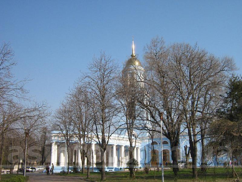 Измаил. Покровский собор