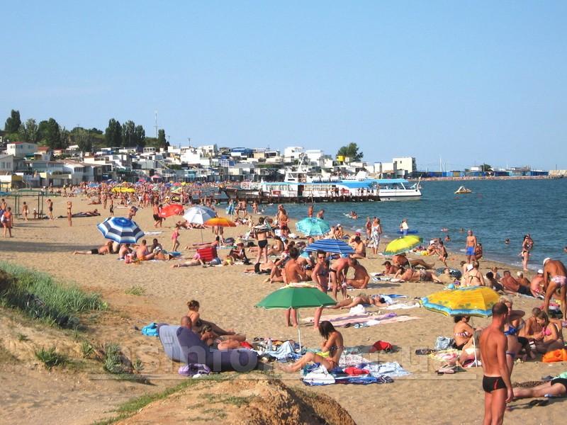 Ильичевск пляж бугово