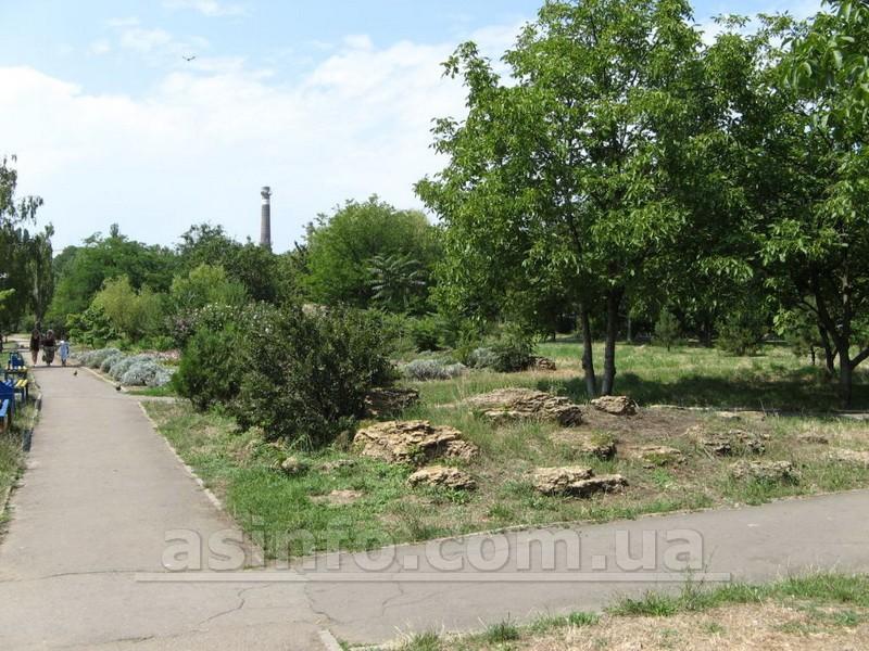 Ильичевск. Молодежный парк