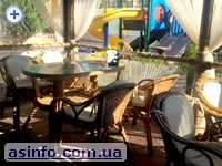 База отдыха Алладин. Затока. Одесса