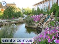 Гостиничный комплекс Эдем. Затока. Одесса