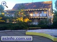 База отдыха Регина. Затока. Одесса
