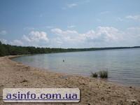 Озеро Песочное. Фото дня