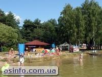 Пляжи Шацких озер