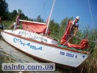 Прогулка на яхте по Свитязю